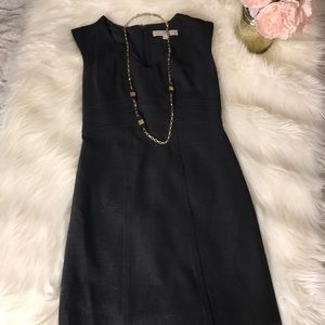 Loft structured dress